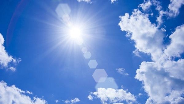 日差しによる紫外線